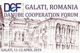 """Forumul pentru cooperare în regiunea Dunării, la Universitatea """"Dunărea de Jos"""" din Galați"""